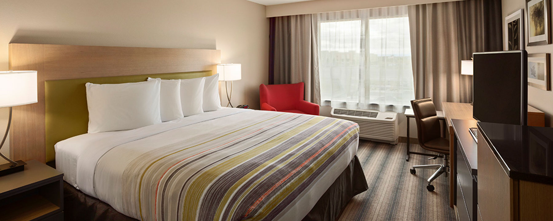FIRC Group Country Inn and Suites Asheville Westgate Top