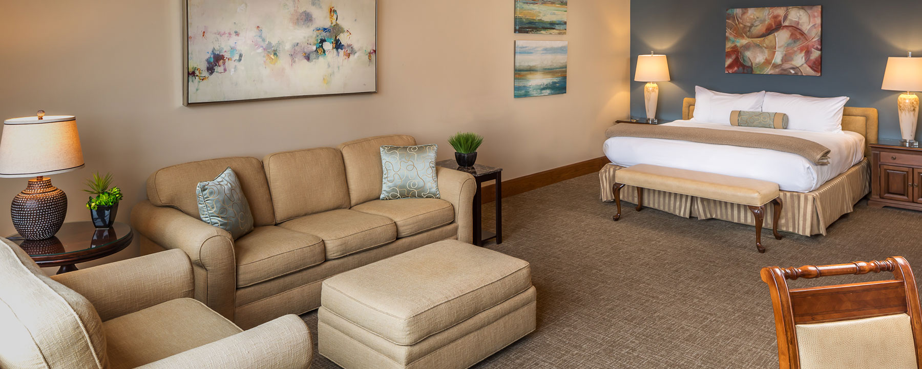 Haywood Park Hotel by FIRC Group Asheville Top