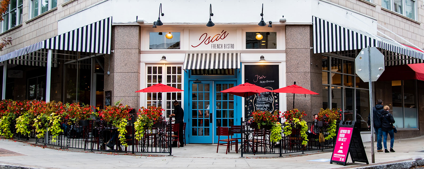 Isas French Bistro Retaurant by FIRC Group Asheville Top