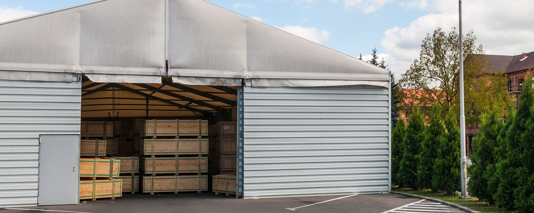 Westgate Mini Storage Developed by FIRC Group Asheville