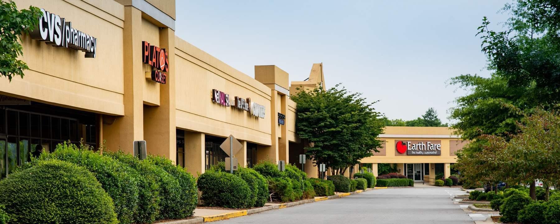 Retail Development by FIRC Group Asheville Top